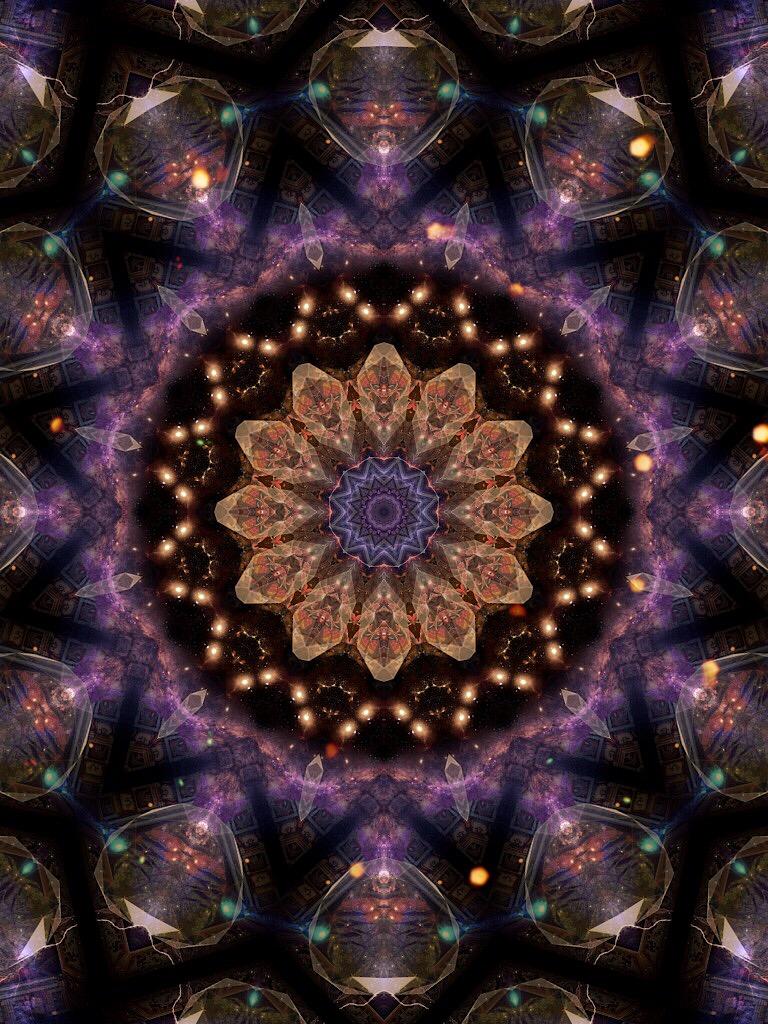 deniseweller | A Mandala a Day Keeps the Doctor Away